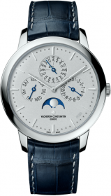 Vacheron Constantin Patrimony Perpetual Calendar Ultra-Thin Collection Excellence Platine 41 mm 43175/000P-B190