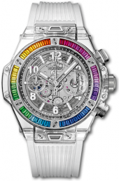 Hublot Big Bang Unico Sapphire Rainbow 42 mm 441.JX.4802.RT.4099