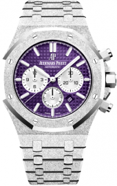 Audemars Piguet Royal Oak Frosted Gold Selfwinding Chronograph 41 mm 26331BC.GG.1224BC.01