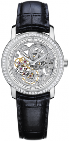 Vacheron Constantin Traditionnelle Manual-Winding Ultra-Thin Skeleton 30 mm 33558/000G-9394