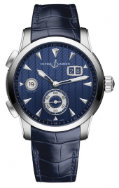 Ulysse Nardin Dual Time 42 mm 3343-126LE/93