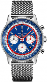 Breitling Navitimer 1 B01 Chronograph 43 mm Airline Edition - Pan Am AB01212B1C1A1