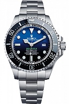 Rolex Sea-Dweller Deep Sea Steel