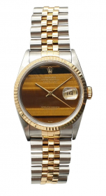 Rolex Datejust 36 mm Tiger Eye 16233