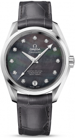 Omega Seamaster Aqua Terra 150M Master Co-Axial Ladies 38.5 mm 231.13.39.21.57.001