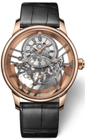 Jaquet Droz Grande Seconde Skelet-One Red Gold Sapphire