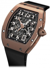 Richard Mille RM 67-01 Automatic Extra Flat Rose Gold
