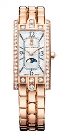 Harry Winston Avenue C Mini Moon Phase AVCQMP16RR002
