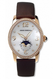 Girard Perregaux Cat's Eye Moon Phase