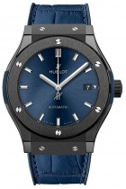 Hublot Classic Fusion Ceramic Blue 45 mm 511.CM.7170.LR