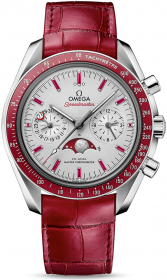 Omega Speedmaster Moonwatch Co-Axial Master Chronometer Moonphase Chronograph 44.25 mm 304.93.44.52.99.002