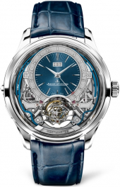 Jaeger LeCoultre Master Grande Tradition Gyrotourbillon Westminster Perpetual 43 mm 52534E1