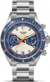 Tudor Heritage Chrono Blue 42 mm M70330B-0004