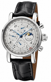Chronoswiss Sirius Chronograph Moon Phase Steel