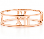 Браслет Tiffany Open Hinged Bangle GRP06638