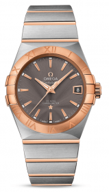 Omega Constellation Co-Axial 38 mm 123.20.38.21.06.002