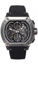 deLaCour Reflect Chrono Skeleton 48 mm WATI0122-1662