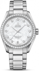 Omega Seamaster Aqua Terra 150M Master Co-Axial Ladies 38.5 mm 231.15.39.21.55.001