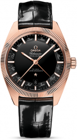 Omega Constellation Globemaster Co-Axial Master Chronometer Annual Calendar 41 mm 130.53.41.22.01.001