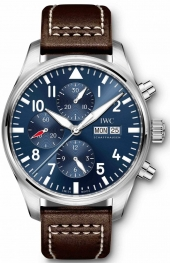 IWC Pilot's Watch Chronograph Edition «Le Petit Prince»