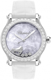 Chopard Happy Sport Quartz Tatiana Navka 36 mm 278598-3004