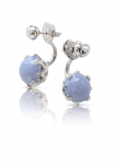 СЕРЬГИ PASQUALE BRUNI SISSI ICE BLUE АРТИКУЛ: 15548B