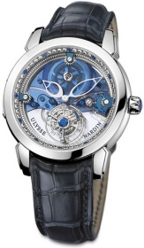Ulysse Nardin Classic Royal Blue Tourbillon 43 mm 799-80