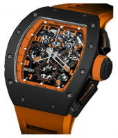 Richard Mille Flyback Chronograph Orange Storm RM 011