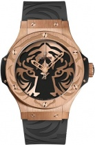 Hublot Big Bang 44 Black Jaguar White Tiger Foundation