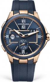Ulysse Nardin Executive Dual Time 43 mm 242-20-3/43