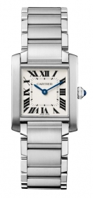 Cartier Tank Francaise Medium Ladies WSTA0005
