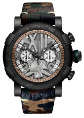 Romain Jerome Titanic-DNA Steampunk Chrono Camo 50 mm RJ.T.CH.SP.006.01