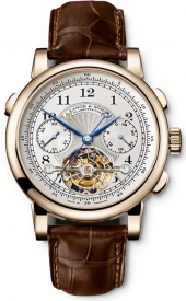 A.Lange and Sohne 1815 Tourbograph 165 Years - Homage to F.A. Lange `Pour le Merite` 41.2 mm 712.050
