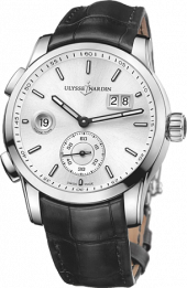 Ulysse Nardin Dual Time Manufacture 42 mm 3343-126/91