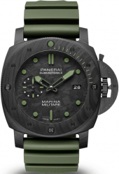 Panerai Submersible Marina Militare Carbontech 47 mm PAM00961