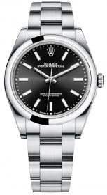 Rolex Oyster Perpetual 39 mm 114300