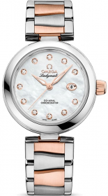 Omega De Ville Ladymatic Co-Axial Chronometer 34 mm 425.20.34.20.55.004
