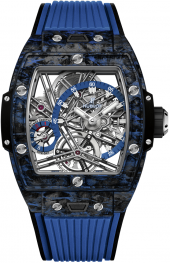 Hublot Spirit of Big Bang Tourbillon Carbon Blue 42 mm 645.QL.7117.RX