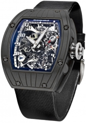 Richard Mille RM 15 Tourbillon Dual Time Zone Perini Navi