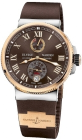 Ulysse Nardin Marine Chronometer Manufacture 43 mm 1185-126-3/45