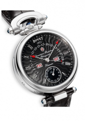 Bovet Fleurier Complications 42 mm Perpetual Calendar Retrograde AGMT006