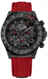Rolex Daytona Cosmograph All Carbon Red Edition CUSTOM