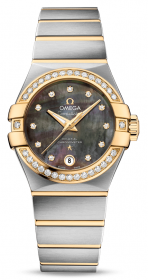 Omega Constellation Co-Axial 27 mm 123.25.27.20.57.007