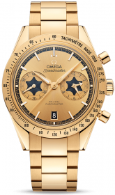 Omega Speedmaster '57 Rory Mcilroy Co-Axial Chronograph 41.5 mm 331.50.42.51.08.001