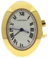 Cartier Table Desktop Alarm Clock 2752