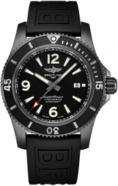 Breitling Superocean Automatic 46 mm Blacksteel M17368B71B1S1