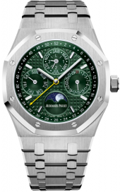 Audemars Piguet Royal Oak Perpetual Calendar Limited Edition For Unique Timepieces 41 mm 26606ST.OO.1220ST.01