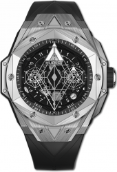 Hublot Big Bang One Click Sang Bleu II Titanium 45 mm 418.NX.1107.RX.MXM19