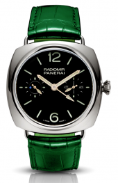 Panerai Special Editions Radiomir Tourbillon GMT Platinum 48 mm PAM00316