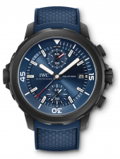 "IWC Aquatimer Chronograph Edition ""Laureus Sport For Good"" 45 mm IW379507"